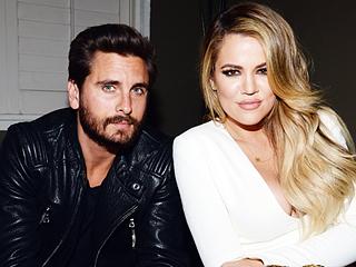 Scott Disick's Torrid Social Media Affair with Khloé Kardashian Rages On