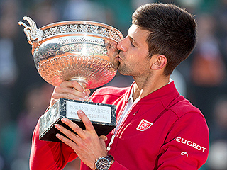 Novak Djokovic Clinches French Open, Makes History as the Titleholder of Four Majors