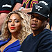 Jay Z Made a Surprise Appearance in Beyoncé's Cute Elevator Pic