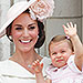 Princess Charlotte's Pink Shoes Create Mayhem for Manufacturer
