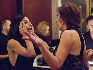 WATCH: Countess Luann de Lesseps on Bethenny Frankel: 'I'm Marrying a Single Man, and She's Actually Dating a Married Man'