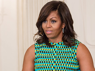 Michelle Obama Visits Liberia with Daughters Sasha and Malia to Push for Girls' Education: 'I'm Here to Shine a Big, Bright Light on You'