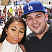 Rob Kardashian and Blac Chyna Are 'Not in a Great Place' but Aren't Broken Up: Source