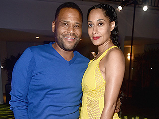 WATCH: Black-ish's Tracee Ellis Ross and Anthony Anderson Are Really Excited to Host the BET Awards