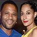 Black-ish's Tracee Ellis Ross and Anthony Anderson Are Really Excited to Host the BET Awards
