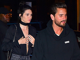 Kendall Jenner and Scott Disick Party in N.Y.C. with Kim Kardashian's BFF Jonathan Cheban