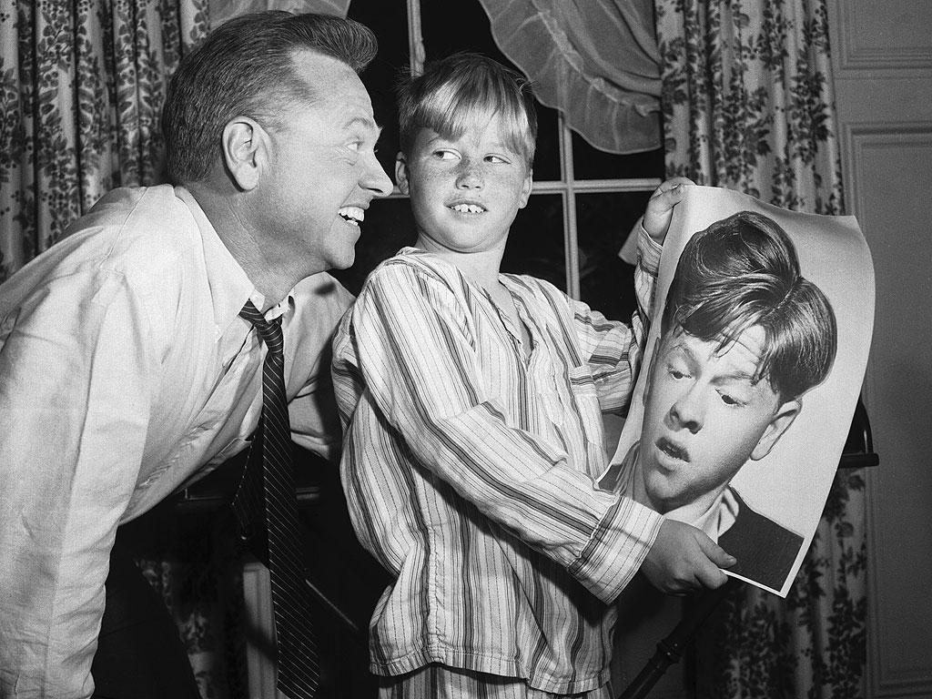 Teddy Rooney, Son of Mickey Rooney, Dies at 66