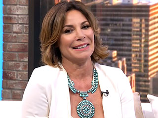 WATCH: With Which Famous Actor Did RHONY's Countess LuAnn de Lesseps Share a Kiss?