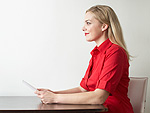 Women Are 19 Times More Likely to Land a Job Interview If They Wear a Low-Cut Shirt in Application Photo, Study Finds