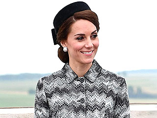 Princess Kate Perfectly Channels Jackie O. in France