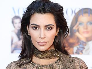 The Kim Kardashian Guide to Taking Surprising, Totally Unexpected Selfies