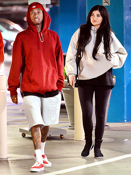 Quora why is tyga dating a young girl