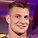 NFL Star and Crashlete Host Rob Gronkowski: 'I'm a Kid at Heart'