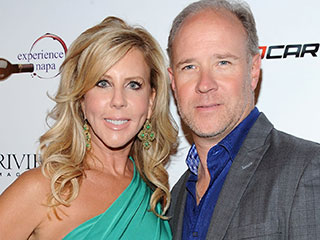 Brooks Ayers on Why He Still Talks to RHOC's Vicki Gunvalson Despite 'Toxic' Circumstances