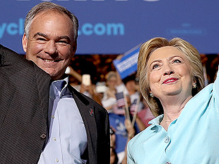 'Let's Go Make History': Tim Kaine Officially Accepts Hillary Clinton's VP Invitation – in Spanish!