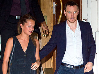 Michael Fassbender and Alicia Vikander's Red-Hot Romance Heats Up New York