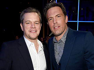 Matt Damon Agrees He Is a Good Card Player – But 'Not Ben Affleck Good'