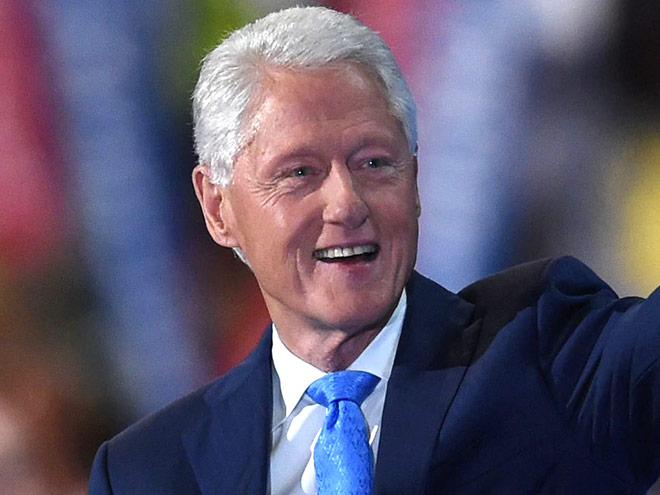 'I Married My Best Friend' – Bill Clinton Makes Intensely Personal Case for His Wife to Be Entrusted with the Presidency