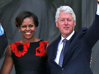 Planning State Dinners and Easter Egg Roll – DNC Delegates offer First Gentleman Advice for Bill Clinton