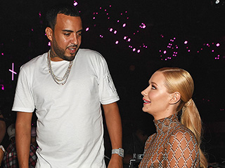 Iggy Azalea and French Montana Get Cozy on Vacation: 'They're Having Fun For Now,' Says Source