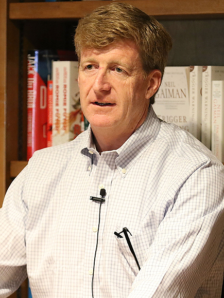 Why Patrick Kennedy Wants Americans to Stop Calling Donald Trump 'Crazy'