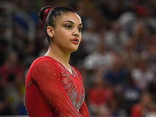 Olympian Laurie Hernandez Joins DWTS: My Dad Always Said 'You're Gonna Be on There One Day'