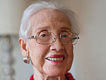 Katherine Johnson, Legendary Mathematician and Inspiration for the Upcoming Film <em>Hidden Figures</em>, Turns 98