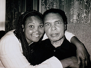 Muhammad Ali's Eldest Daughter Shares Memories of Her Dad and Hope for Those With Parkinson's: 'Attitude Is Everything'