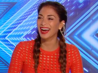 Oh Baby Baby! Nicole Scherzinger Does a Near-Flawless Impersonation of Britney Spears