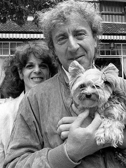 From the PEOPLE Archives: Gene Wilder's Tearful Goodbye to Wife Gilda Radner