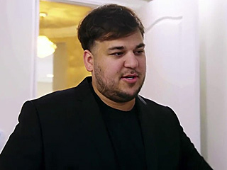 WATCH: Rob Kardashian Jokes That His Childhood Crush Was ... His Sister Kim?