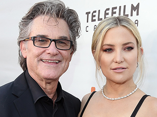 WATCH: Kate Hudson Says Working with Kurt Russell Reminded Her Why She Fell in Love with Making Movies