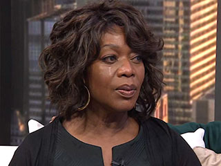 WATCH: Alfre Woodard Tearfully Supports National Anthem Protesters: 'Shame on You If You Don't Raise Your Voice'