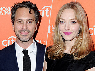 Amanda Seyfried Debuts New Bangs as She and Thomas Sadoski Make First Public Appearance as an Engaged Couple