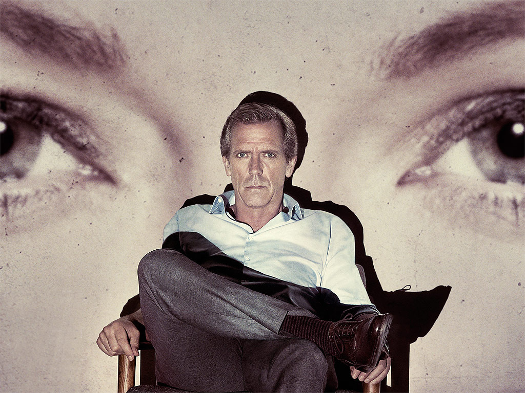 WATCH: Doctor Disorderly! <em>House</em> Alum Hugh Laurie Plays His Darkest Role Yet in <em>Chance</em>