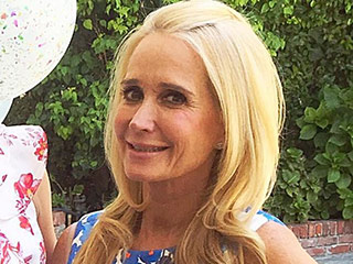 Kim Richards' Daughter Brooke Wiederhorn Gives Birth to Baby Boy