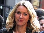 Naomi Watts Smiles on Set in NYC Amid Split from Liev Schreiber