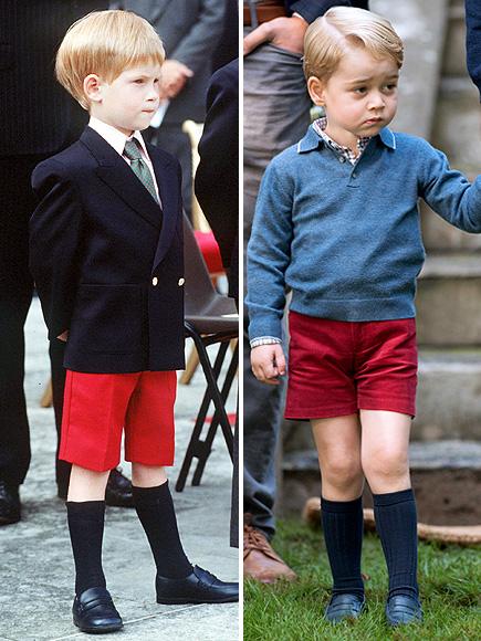 Αποτέλεσμα εικόνας για Prince George in shorts