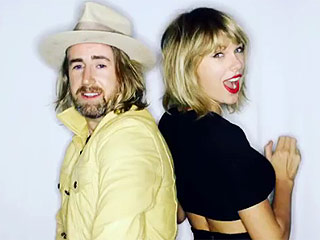 Taylor Swift Gets Silly at Pal Liberty Ross' Star-Studded Birthday Bash