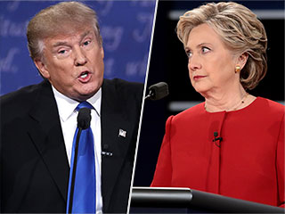 Have Your Say: Who Won Last Night's Presidential Debate?