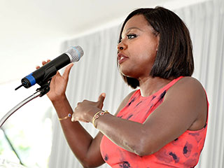 From INSTANT: Viola Davis on How to Get Involved with the Rape Foundation
