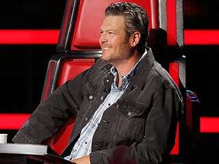 Blake Shelton's Famous Voice Chair Is Set to Make a Museum Appearance