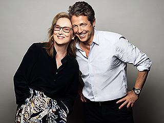 Double Talk: Meryl Streep & Hugh Grant