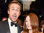 What You Didn't See at the SAG Awards! The Best Shots from Inside the Show