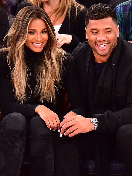Ciara Struggles Abstaining from Sex with 'Beautiful' Boyfriend Russell Wilson