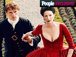 The Outlander Season 2 Trailer Is Here – and We've Got All the Scoop on That Red Dress