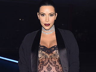 Kim Kardashian Gets Some Body Goals Motivation Courtesy of Balmain