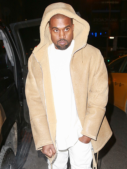 Kanye West Goes on a Twitter Rant Over Combats., Suit Jackets on Women