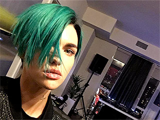 Ruby Rose Debuts Gorgeous Green Hair for New Film Role