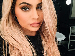 Kylie Jenner Has a New Finger Tattoo – But What Is It?